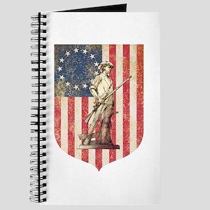 Concord Minuteman, Shield Journal