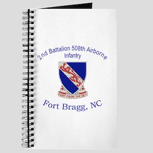 2nd Bn 508th ABN Journal