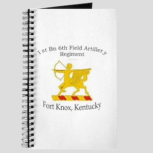 1st Bn 6th Artillery Journal