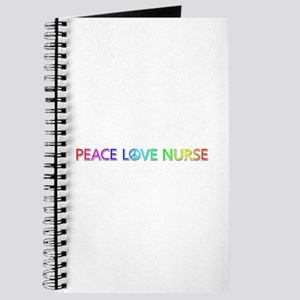 Peace Love Nurse Journal