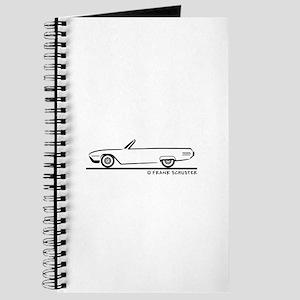 1961 Ford Thunderbird Convertible Journal