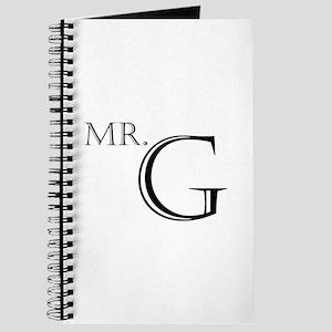 Mr. G Journal