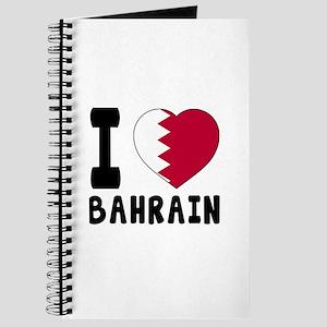 I Love Bahrain Journal