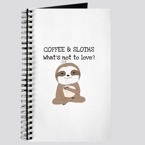Coffee and Sloths Journal