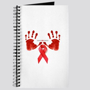 Aids T-Shirts World AIDS Day Journal