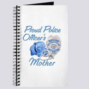 Blue Rose Police Mother Journal