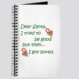 Dear Santa Journal