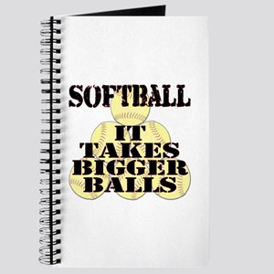 It Takes Bigger Balls Journal