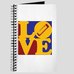 Harmonica Love Journal