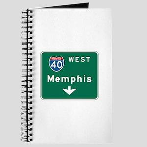 Memphis, TN Highway Sign Journal