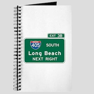 Long Beach, CA Highway Sign Journal