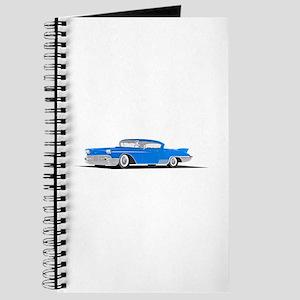 Blue Caddi Journal