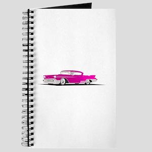 Pink Caddi Journal
