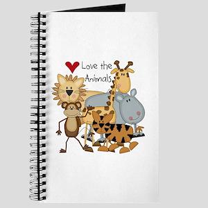 Love the Animals Journal