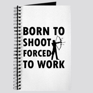 Born to Shoot Journal