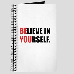Believe in Yourself Journal
