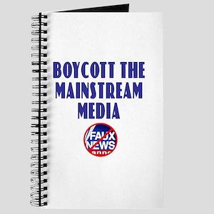 Boycott Mainstream Media Journal