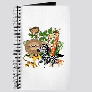 Animal Safari Journal