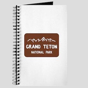 Grand Teton National Park, Wyoming Journal