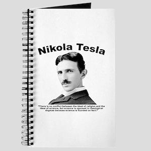 Tesla: Religion Journal