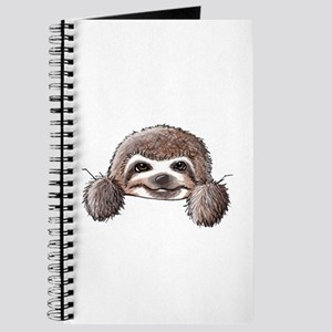 KiniArt Pocket Sloth Journal