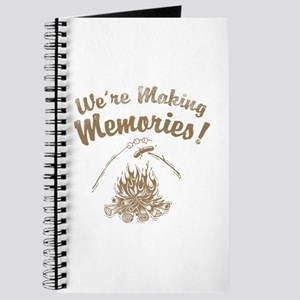 We're Making Memories! Journal