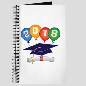 2018 Grad Journal
