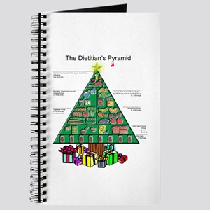Dietitian Christmas Journal