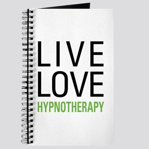 Live Love Hypnotherapy Journal