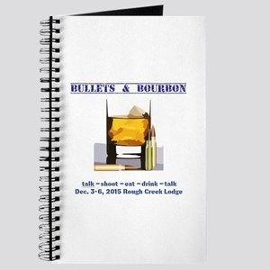 1ST BULLETS AND BOURBON EVENT Journal