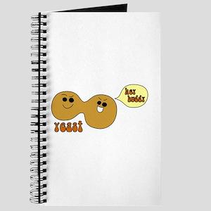 Yeast Buddies Journal