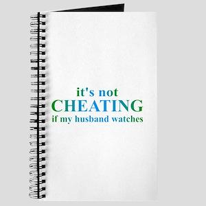 Husband Watches... Journal