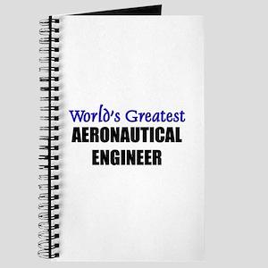 Worlds Greatest AERONAUTICAL ENGINEER Journal