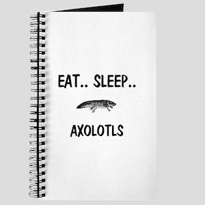 Eat ... Sleep ... AXOLOTLS Journal