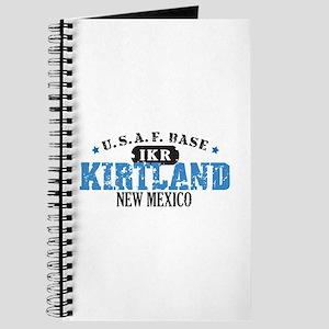 Kirtland Air Force Base Journal