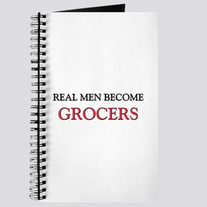 Real Men Become Grocers Journal