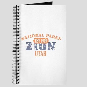 Zion National Park Utah Journal