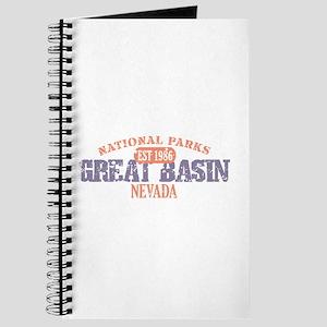 Great Basin National Park NV Journal