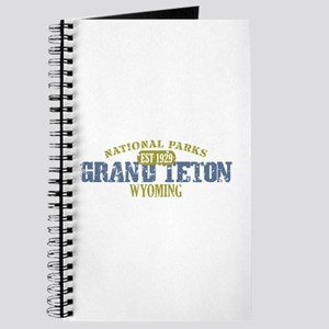 Grand Teton National Park Wyo Journal