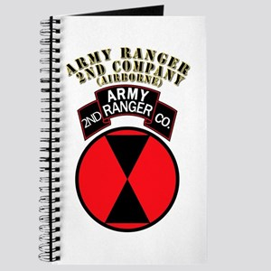 SOF - Army Ranger - 2nd Company Journal