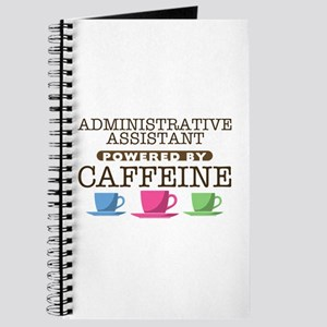Administrative Assistant Powered by Caffeine Journ