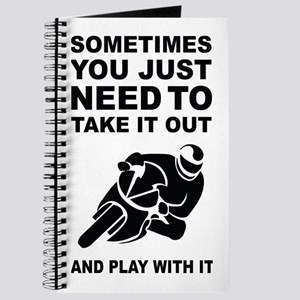 Take It Out And Play With It Journal