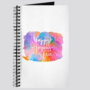Happy Joyous Free Journal
