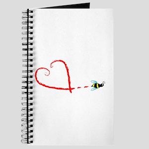 Love Bee Journal