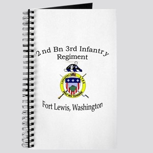 2nd Bn 3rd Infantry Regiment Journal