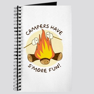 """S'more Fun"" Journal"