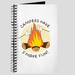 """S'more Fun"" Journal"