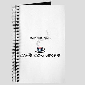Raised on Café con Leche Journal