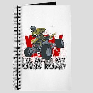 ATV My Own Road Journal