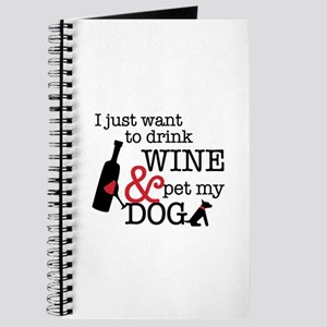 Wine And Dog Journal